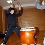 音楽療育概論 和太鼓