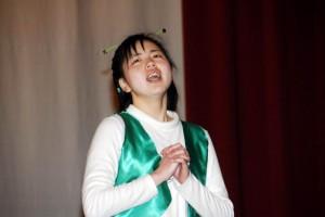 主人公の「ホップ」をみごとに演じた古賀千尋さん