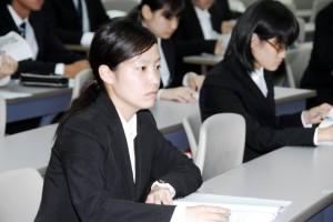 介護福祉コース 実習報告会