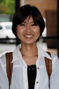 卒業生の櫛田さん