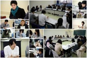 介護福祉コース卒論発表会