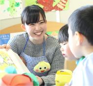 幼児教育コース体験授業