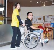 介護福祉コース体験授業