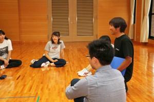 「児童館の機能と運営」の授業で特別講義が行われました