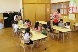 幼児教育科2回生 保育実習Ⅱ