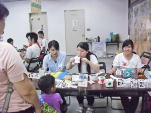 富田林子どもアートフェスティバルに参加