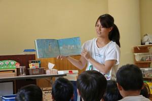 地元の保育園・幼稚園で活躍する卒業生たち 和歌山編(2)