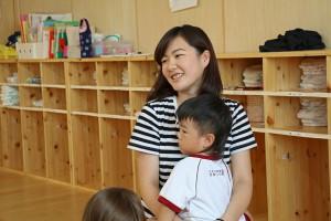 地元の保育園・幼稚園で活躍する卒業生たち 和歌山編(1)