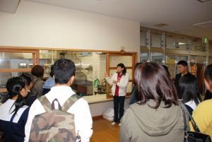 大阪暁光高校の学校見学会で幼児教育の魅力アピール