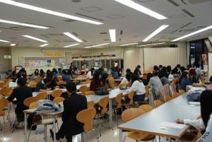 来年度入学生のプレカレッジを行いました