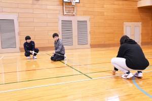 障がい者スポーツ体験②