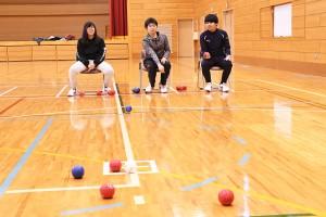 障がい者スポーツ体験⑤